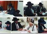גדולי ישראל חותמים על המכתב