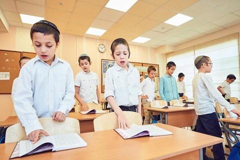 פתיחת שנת הלימודים ברוסיה