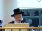 הרב ראובן אלבז בסליחות