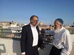 """הרב אבינר ועו""""ד אלדד רבינוביץ'"""