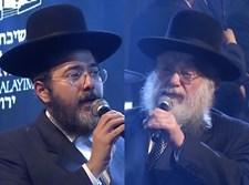 חיים אדלר ובנו ישראל