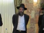 אב בית דין החדש הגאון רבי יהושע לוין