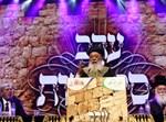 סליחות בבנייני האומה של אור ישראלי