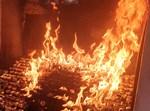 """שריפה בציון רבי שלום משאץ זצ""""ל"""