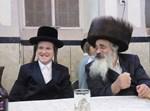 בר מצווה לנכד הרבי מלעלוב ירושלים