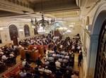 """הכנסת ס""""ת לבית הכנסת בית אל במרוקו"""