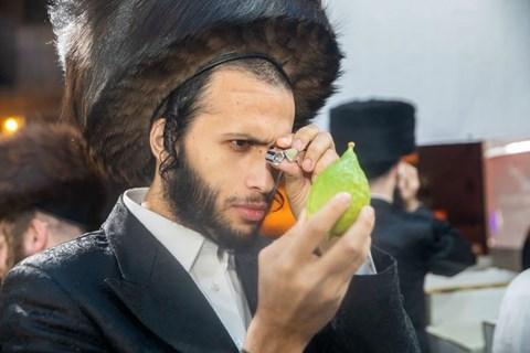 """ערב חג סוכות תש""""פ בירושלים"""