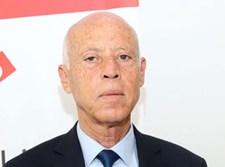 נשיא תוניסיה קאיס סעיד