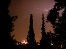 פגיעת ברק בירושלים, השבוע