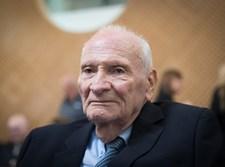 נשיא בית המשפט העליון לשעבר מאיר שמגר