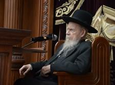 """הגרי""""ג אדלשטיין בישיבת גאון יעקב"""