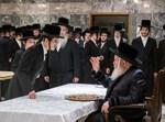 הרבי מבאבוב בדרשת פתיחת הזמן לבחורי החסידות מישראל