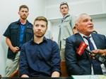 יאיר נתניהו בבית המשפט