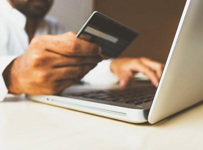 רכישה באשראי באינטרנט