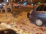 """תמונה מזירת התאונה. צילום: מד""""א"""