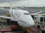 מתכונן להמראה האחרונה.747