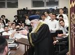 """הגר""""י יוסף בשיעור כללי בישיבת עטרת תורה"""