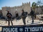 שער שכן ברובע המוסלמי בעיר העתיקה, צילום: יונתן זינדל, פלאש90