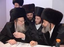 שמחת בית אלכסנדר קליבלנד - מודז'יץ