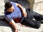 הפלסטיני עומר בדווי שנורה למוות באל ערוב