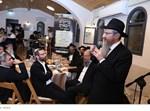 שבע ברכות לבן מנהל הקהילה היהודית במוסקבה