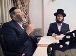 משה דוד וייסמאנדל ודודי קאליש