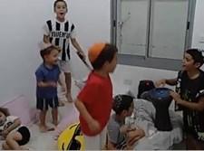 """הילדים רוקדים בממ""""ד"""