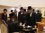 פתיחת הזמן בכולל קאליב בירושלים