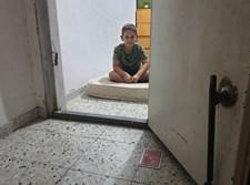הילד במקלט