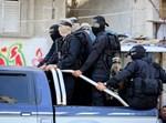 טרוריסטים בעזה