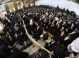הינוקא בשיעור בקרית צאנז בירושלים