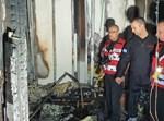 שריפה בדירה בנתניה