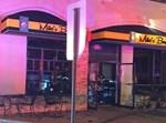 חנות 'מייקס בורגרס' שנשרפה בלורנס