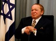 """מו""""ל ישראל היום שלדון אדלסון (פלאש 90)"""