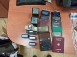 דרכונים מזויפים