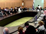 ועדת הכספים. ערוץ הכנסת
