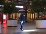 זירת הפיגוע בהולנד
