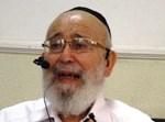הרב ראובן שרבאני בשיעור לפני חודש. צילום: בחדרי חרדים