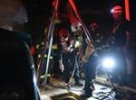 חילוץ אדם שנפל לבור אוניברסיטת בר אילן