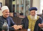 """מפגש המועצה העולמית לשלום אצל הגרש""""מ עמאר"""
