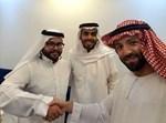 חרדים בביקור אצל מוחמד סעוד בסעודיה