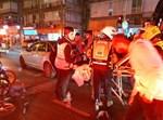 """רוכב אופניים חשמליים שנפצע בב""""ב"""
