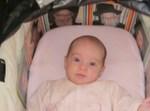 """התינוקת חיה זיסל ברון הי""""ד"""