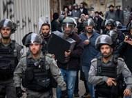 פשיטת משטרה על בתי אנשי שובו בנים במאה שערים