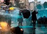 הפגנת הפלג הירושלמי בבר אילן