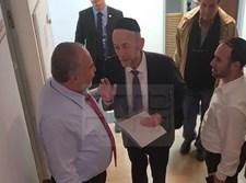 """ליברמן למקלב: """"לא משמיץ אישית"""""""