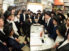 """תלמידי 'תשב""""ר הרב' התקבלו אצל גדולי ישראל"""