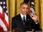 נשיא ארצות הברית היוצא ברק אובמה, רויטרס