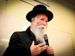הרב גרוסמן, צילום: איציק בלניצקי
