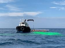 תרגיל זיהום ים בשמן 2018